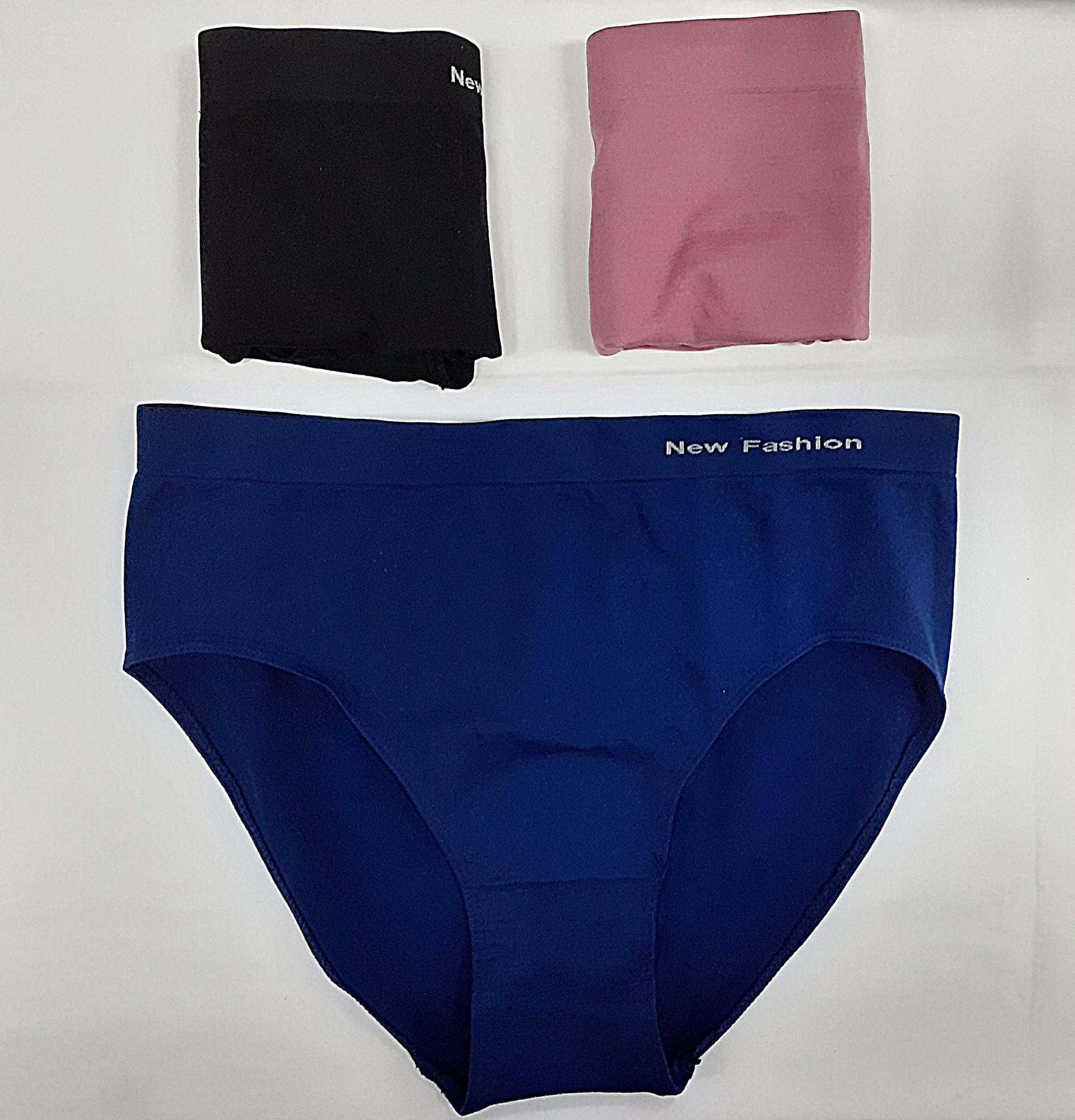 Cueca Senhora S/Costuras New Fashion