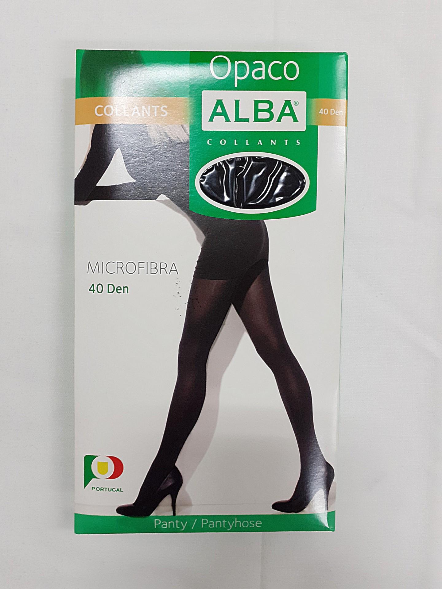 Collant Opaco Alba