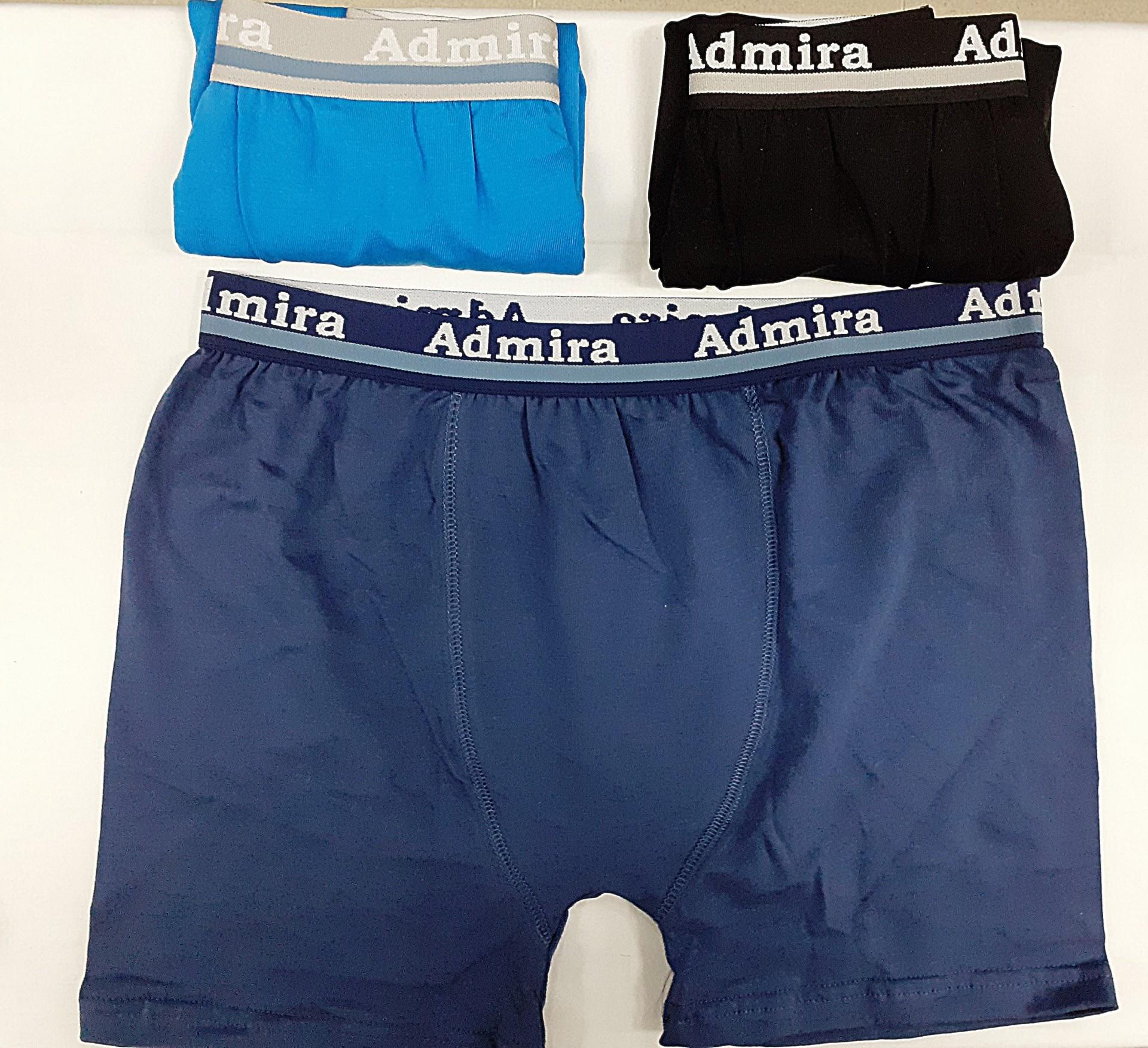 Boxer Homem Admira