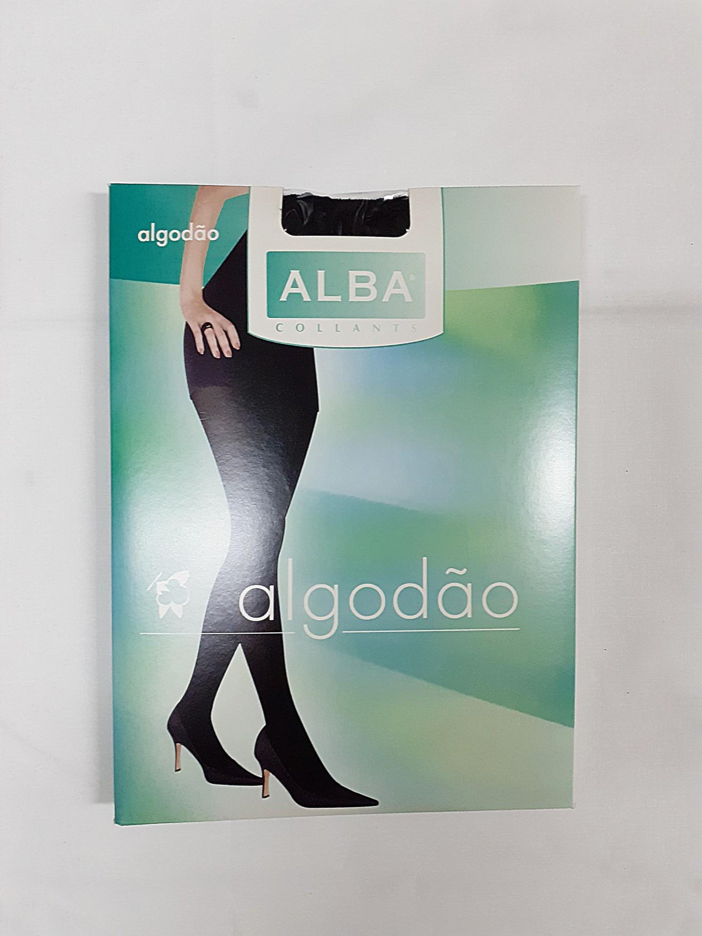 Collant Senhora Algodão Alba