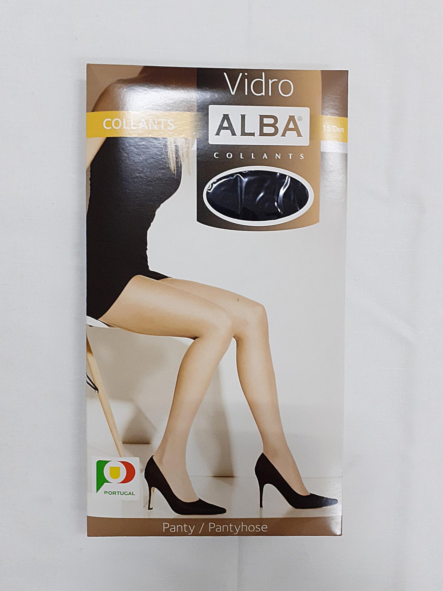 Collant Vidro Alba