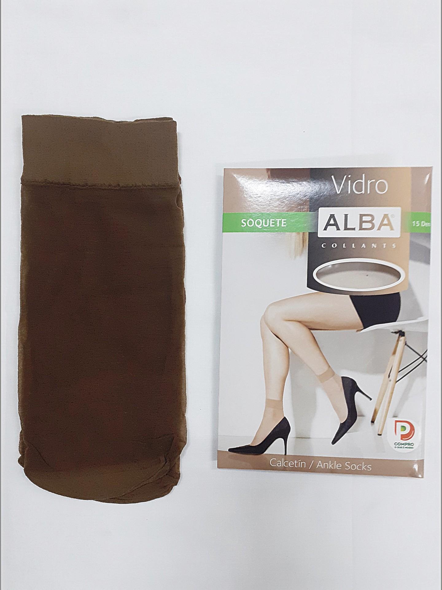 Soquete Vidro Alba