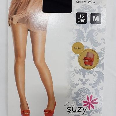 Collant Lycra S/Dedos Suzy