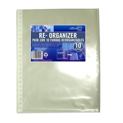 Bolsa para capa de arquivo Re-Organizer