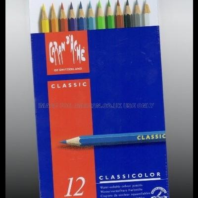 Lápis de cor Caran D'Ache Classic