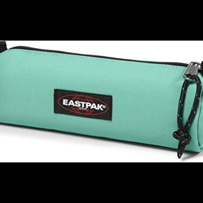 Estojo Eastpak Round Single Aqua Blue