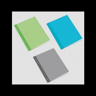 Caderno agrafado A4 Ambar quadriculado