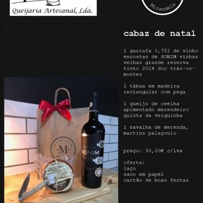CABAZ DE NATAL QVL03ZE
