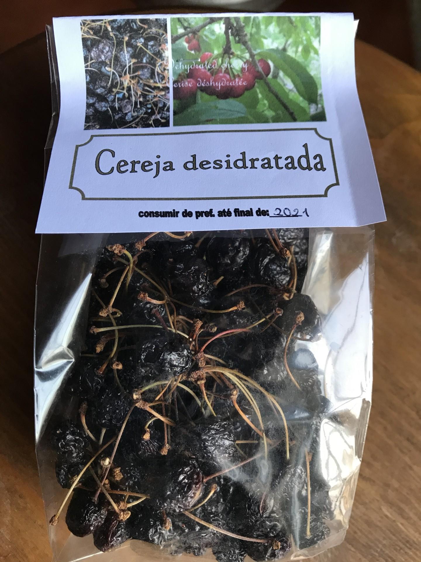 Cereja seca