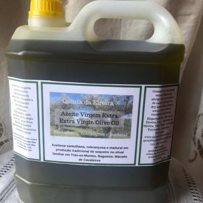 Azeite Virgem Extra - Azeitona Santulhana - 5 L