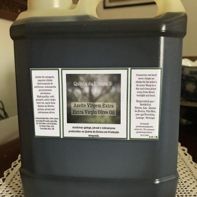 Cabaz Familiar de frutos secos, azeite e uma compota à escolha (oferta)