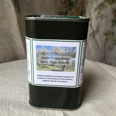 Azeite Virgem Extra - Azeitona Santulhana - 0.25 L