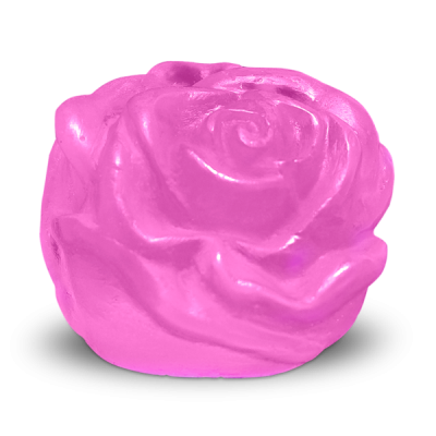 Sabonete de glicerina  rosa 45gr