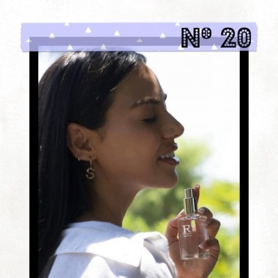 Eau de Parfum for Her  20     100ml