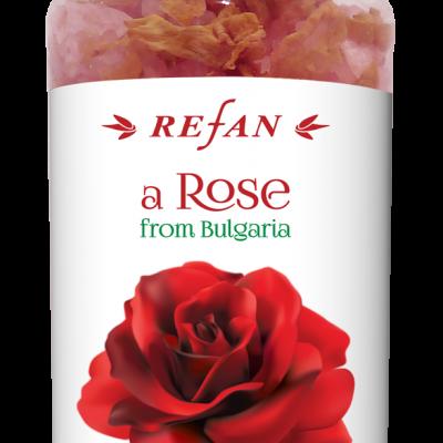 Sais de banho Uma Rosa da Bulgária  250gr