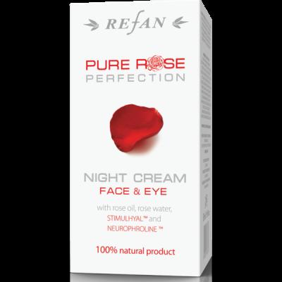 Creme noite 100% Pure Rose Perfection  50ml