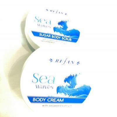Esfoliante corpo 240gr + Creme corpo Butter 200ml Sea waves