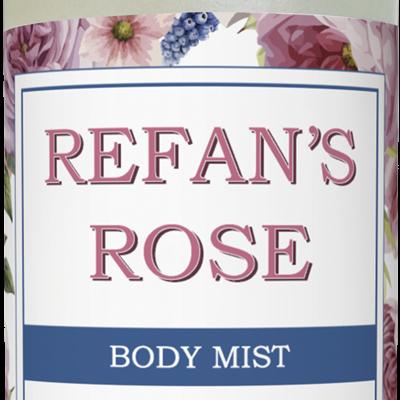 Spray corpo Refan's Rose  125 ml