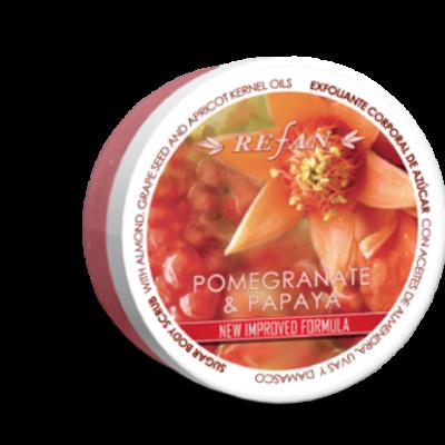 Esfoliante corpo Romã 240 gr