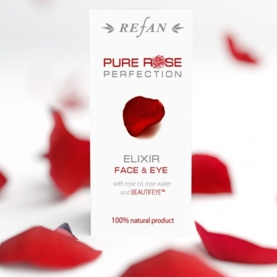 Elixir Rosto & Olhos  100% Pure Rose Perfection 50 ml