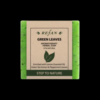Sabonete com chá verde  120gr