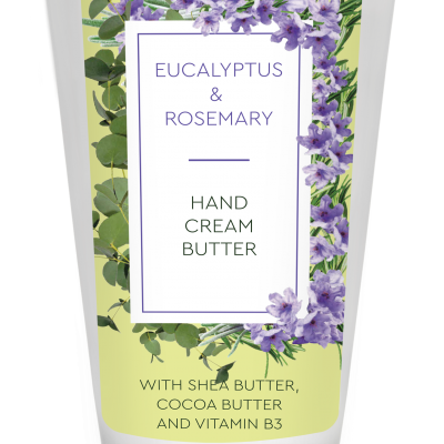 Creme mãos Eucalipto & Alecrim 75 ml