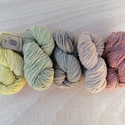Abenaia yarn (*)