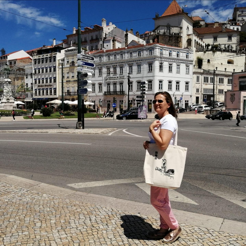 Saco Algodão Coimbra