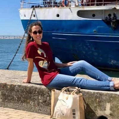 T-shirt Feminina Galo