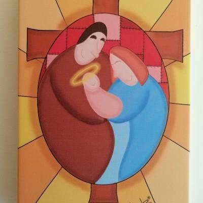 Quadro Sagrada Família
