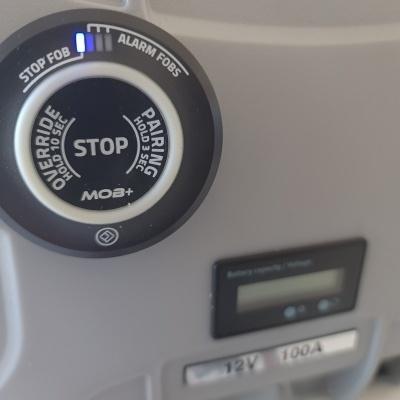 12v 100 amp Litio -  Waterproof com MOB