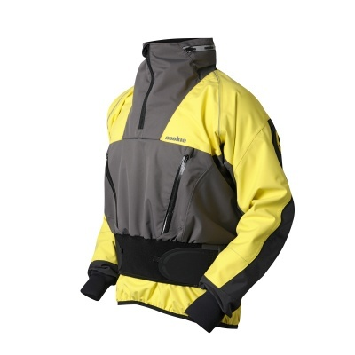 Nookie Storm Jacket – Yellow/Grey