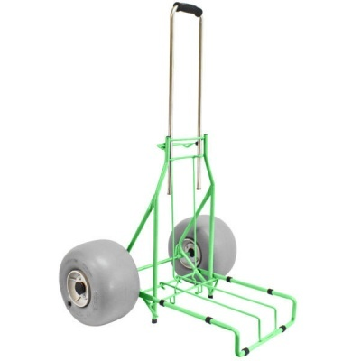 WheelEEZ® Beach Cart Dobrável