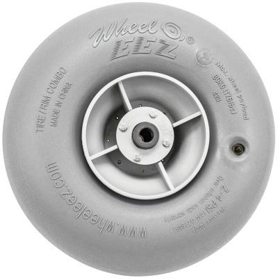 RodaSEEZ® roda de poliuretano de 42 cm