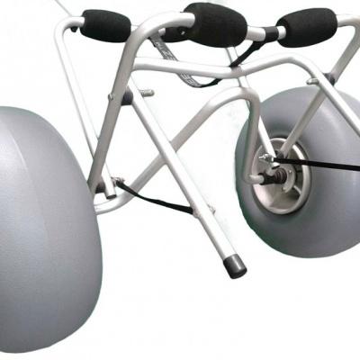 Wheeleez Kayak Cart - Beach w/42cm PU wheels
