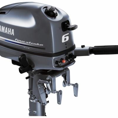 Yamaha 6.0 Outboard