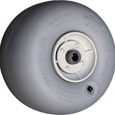 RodaSEEZ® roda de poliuretano de 30 cm