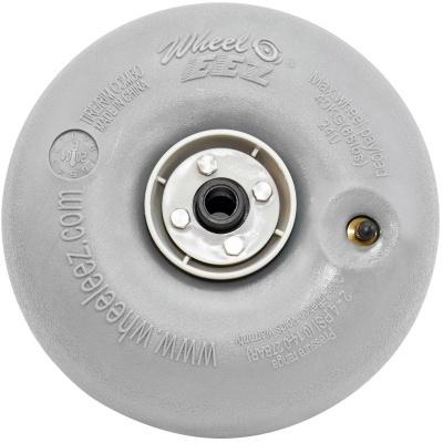 RodaSEEZ® roda de poliuretano de 24 cm