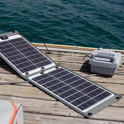 Carregador solar 50 W para Viagens / Ultraleve
