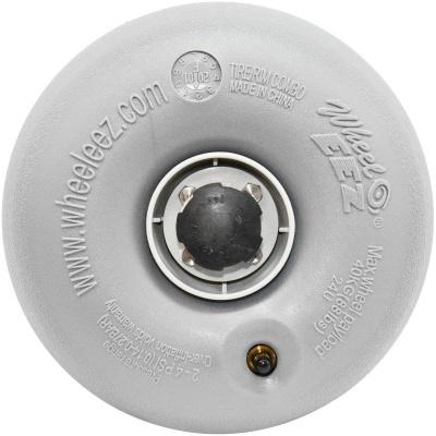 RodaSEEZ®24 cm - Com Bloqueio de Torção
