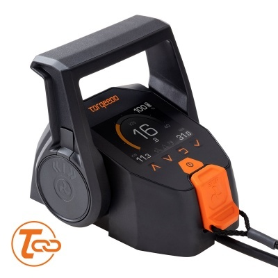 TorqLink throttle with colour display