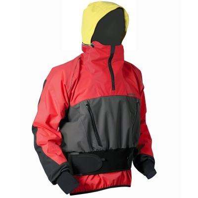 Nookie Storm Jacket – Red/Grey