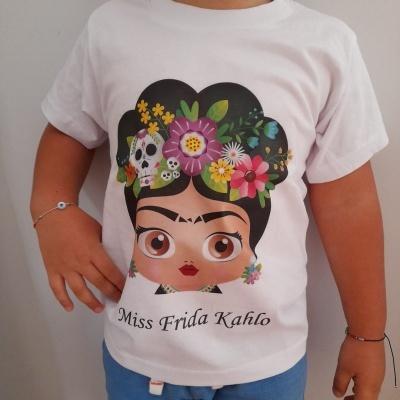 T-shirt Frida Kahlo Kids