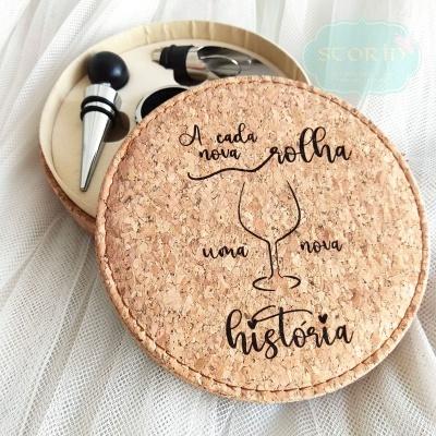 Conjunto de Vinho