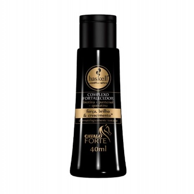 Complexo Fortalecedor cavalo forte 40ml haskell