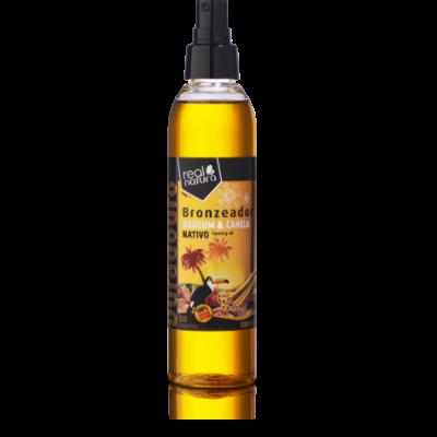 Spray Oleo Bronzeador