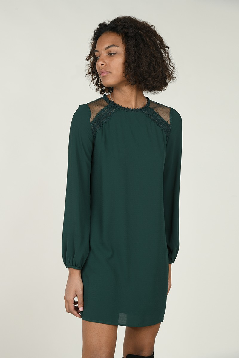 Vestido - Molly Bracken