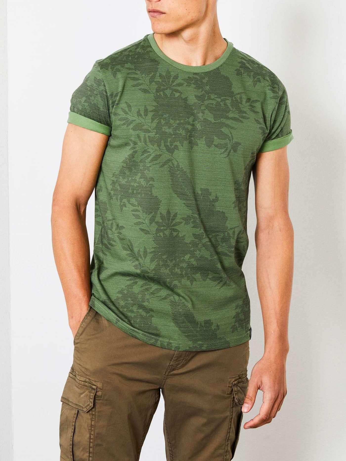 T-Shirt - Petrol