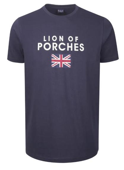 T-Shirt - Lion Of Porches