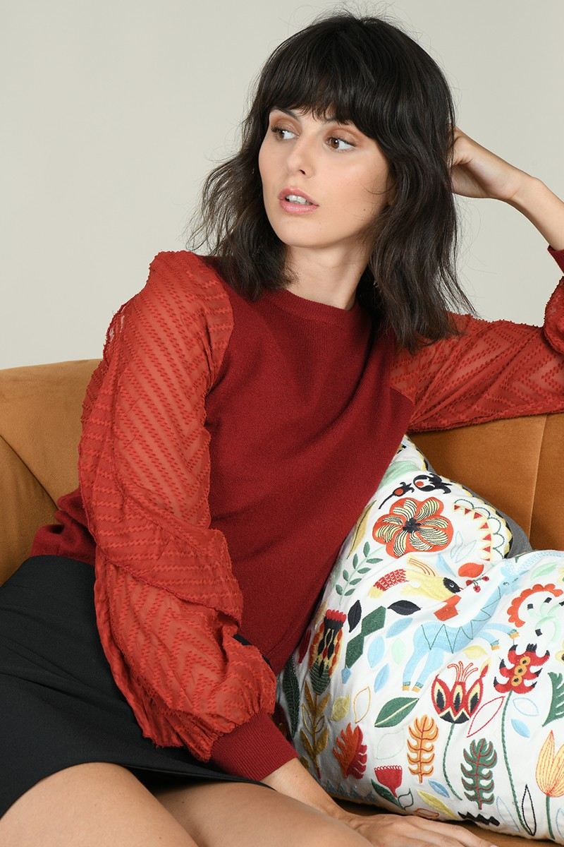 Camisola - Molly Bracken